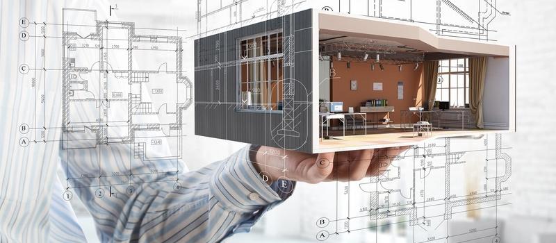 配合环境场所精神,设计建筑物地基结构方位,全面考量开窗大小遮阳与
